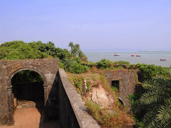 View Of The Vasai Creek