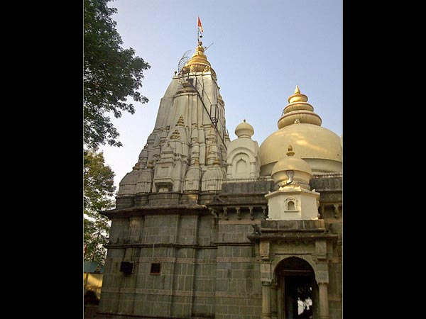 Vajreshwari Temple At Bhiwandi