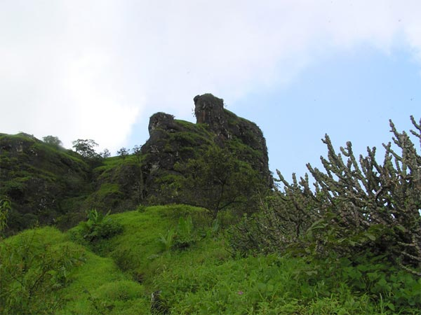 Mahuli Fort In Asangaon