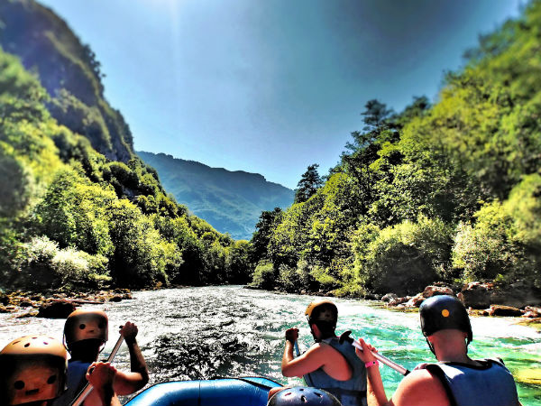 Adventures On The Rivers And Rapids: Where To Go White Water Rafting In Monsoon