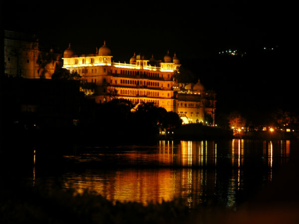4. City Palace – Udaipur