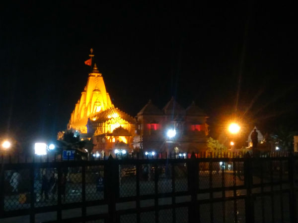 10. Somnath Temple – Gujarat