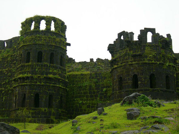 Mangad And Raigad Forts