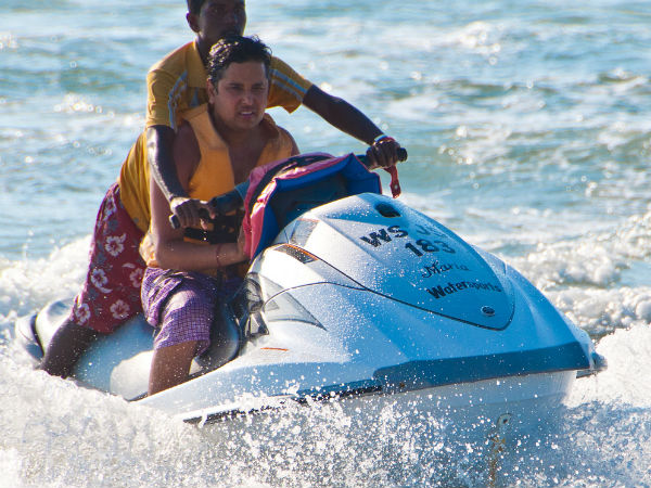Water Sports In Guhagar Beach