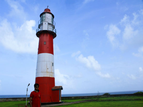 11: Jaigad Lighthouse