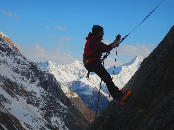 5. Himachal For Rappelling