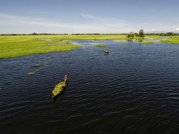 Witness Majuli, The World's Largest River Island