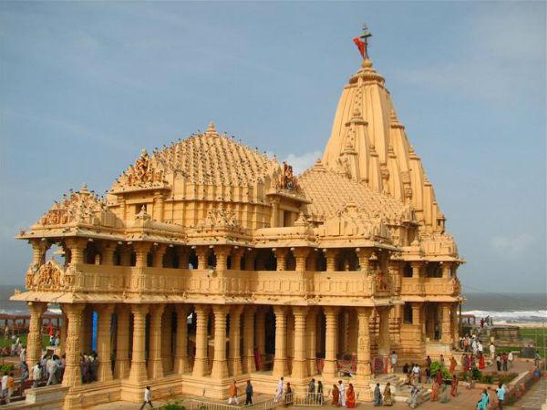 Somnath Temple: The 'Eternal Shrine' That Survived Destructions Seven Times!