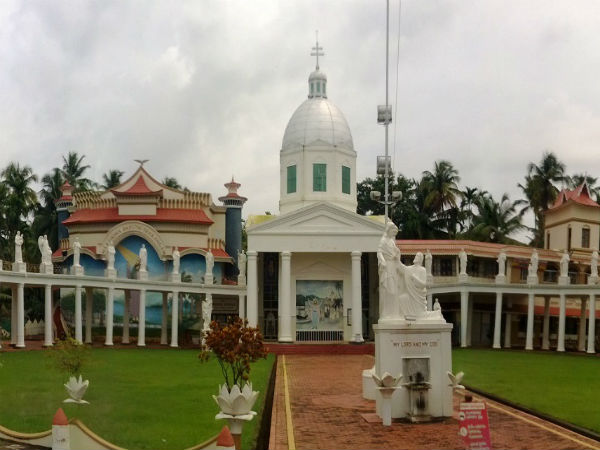 Ezharappallikal Or The Seven And Half Churches Built By St