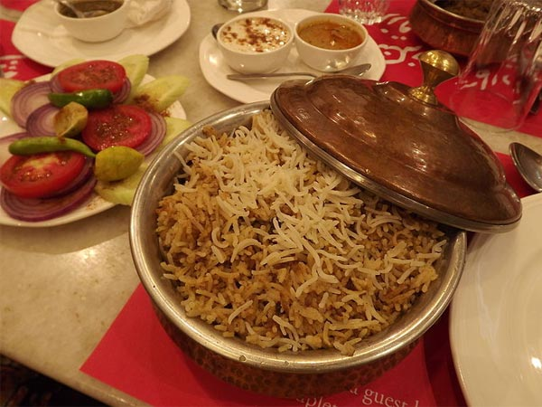 Biryani Trail At Hyderabad