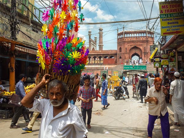 Walk Through The Relics Of Old Delhi