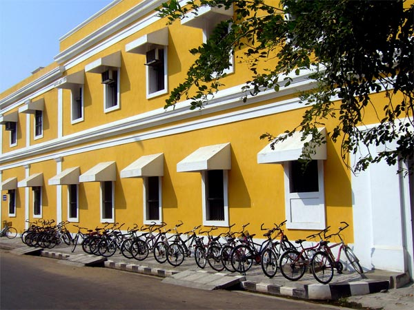 Explore The French Colonies Of Pondicherry