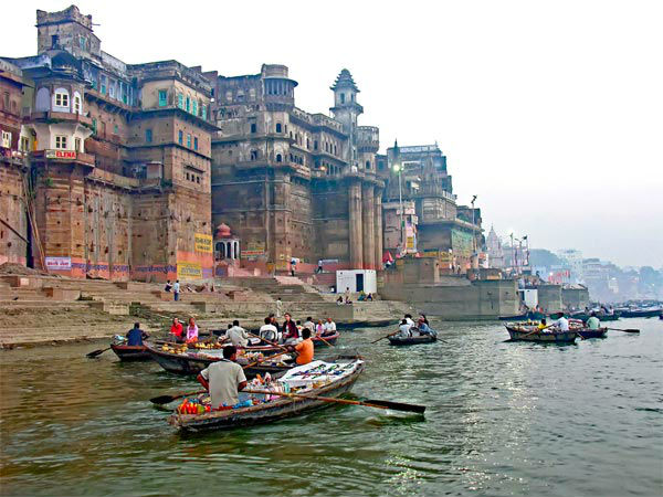 Tour Through The Traditional Streets Of Varanasi