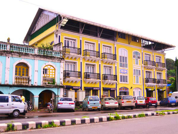 Heritage Walk Around The Capital Of Goa