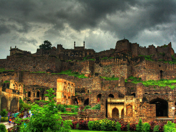 1. Visit Golconda Fort