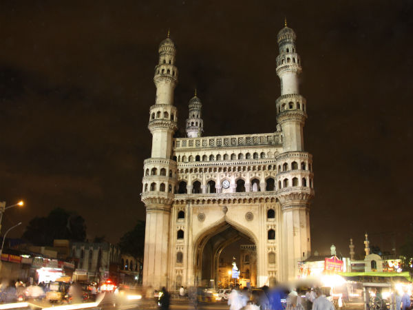 3. Walk Around Charminar