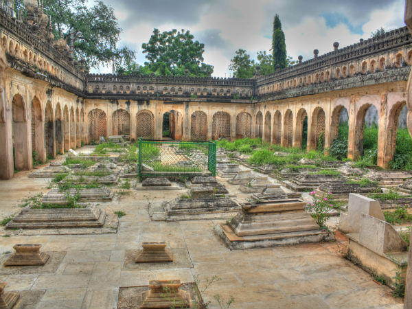 4. Visit The Paigah Tombs