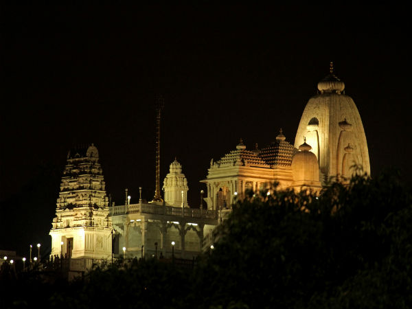 5. Seek Peace At The Birla Mandir