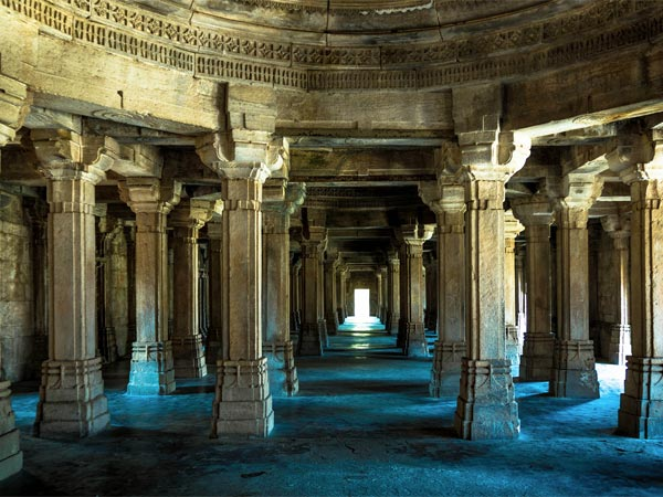 Explore The Monuments Of Champaner