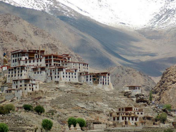 3. At The Monasteries Of Ladakh
