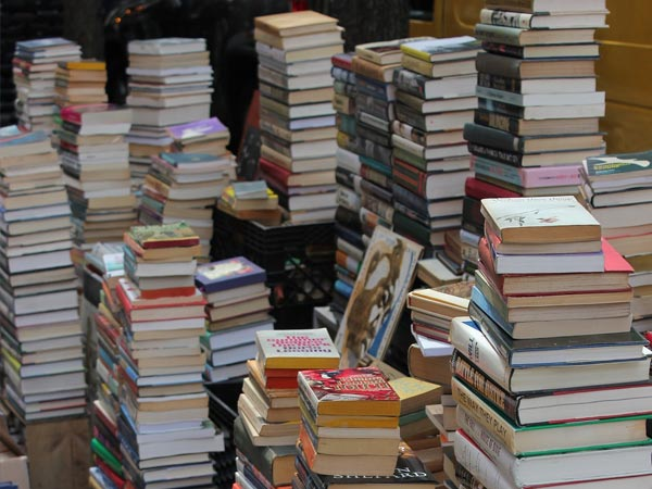Get Bookish At The Book Streets Of Flora Fountain