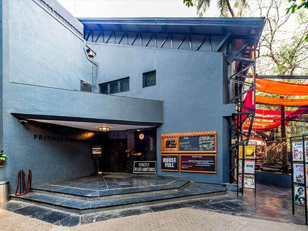 Watch A Play At Prithvi Theatre