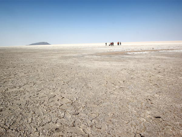 Rann Of Kutch – Bonneville Salt Flats