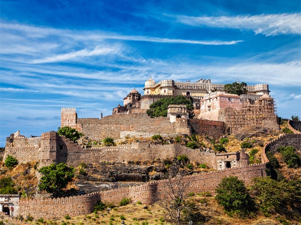 Kumbhalgarh Fort Wall – Great Wall of China