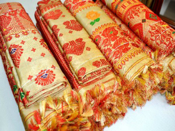 1. Did You Know That Assam Is Home To The World's Largest Weaving Village?