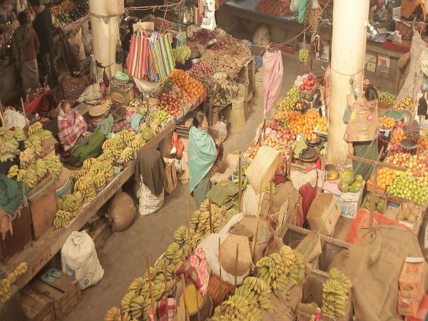 6. Imphal's Mother's Market