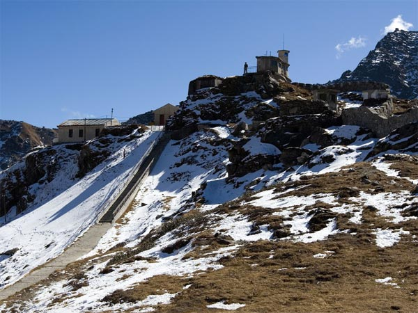 Gangtok To Nathu La Pass