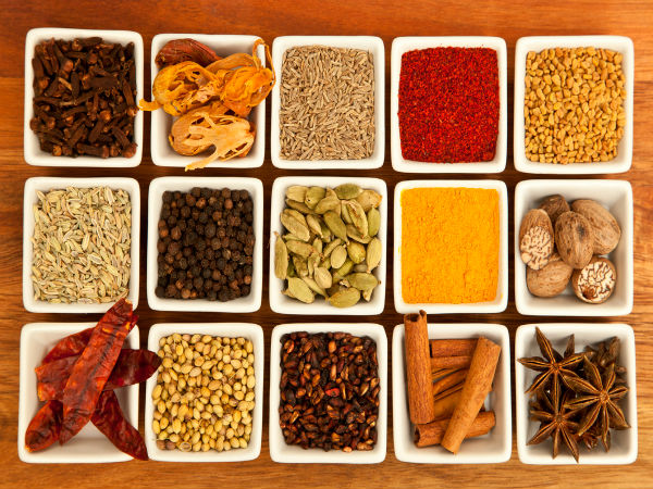 2. Spices