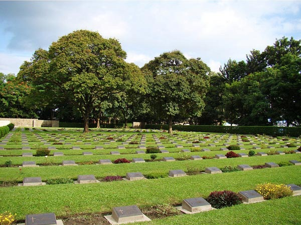 Visit The Imphal War Cemetery