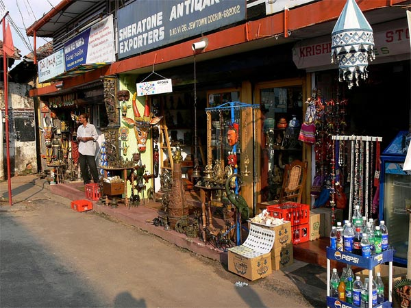 Shop At Chalai Market