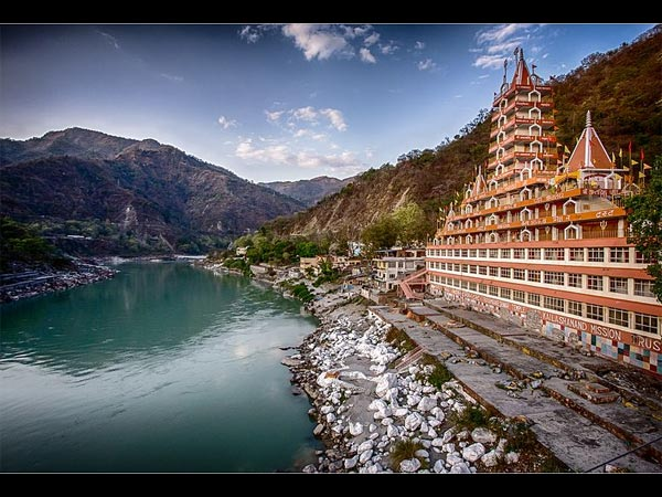 Rishikesh – For Rivers And Adventures