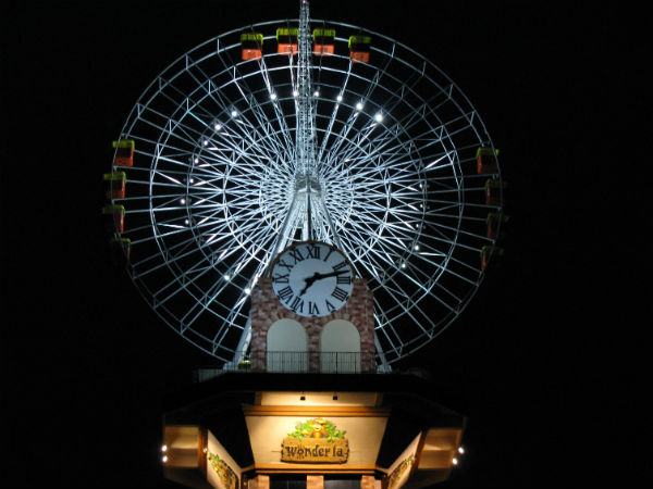 24. Wonderla Amusement Park