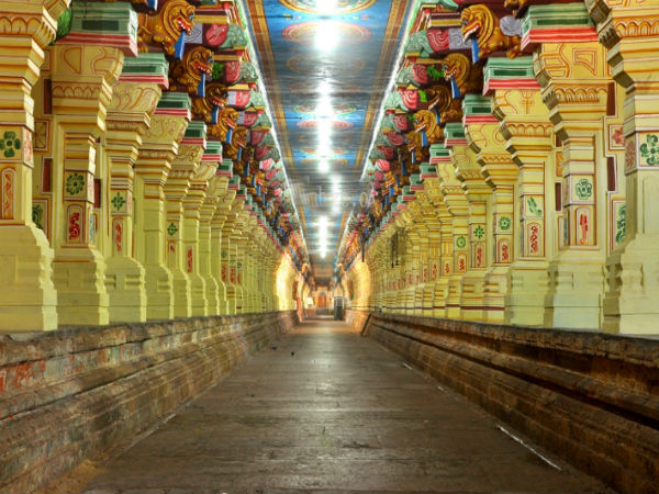 1. Ramanathaswamy Temple