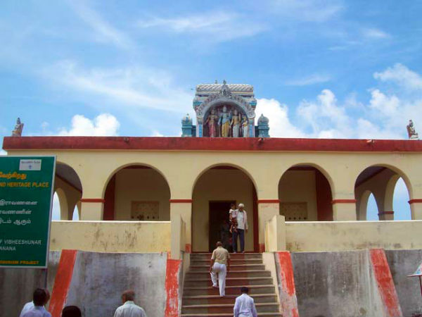 4. Kothandarama Swamy Temple