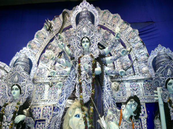 Durga puja pandals in bengaluru durga puja 2017 ulsoor durga puja durga puja is the most important festival for bengalis with the festival being near your threshold the excitement truly gets high thecheapjerseys Image collections