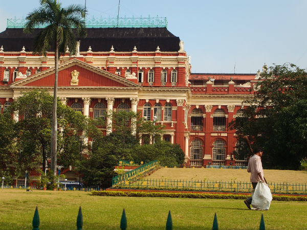 beautiful government buildings in india