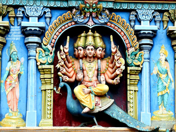 Aarupadai Veedu - The Six Abodes Of Lord Muruga In Tamil Nadu