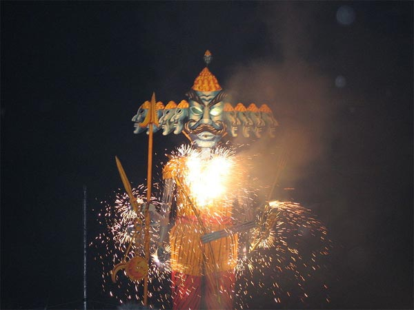 Goa – Witness The Burning Of Narakasura