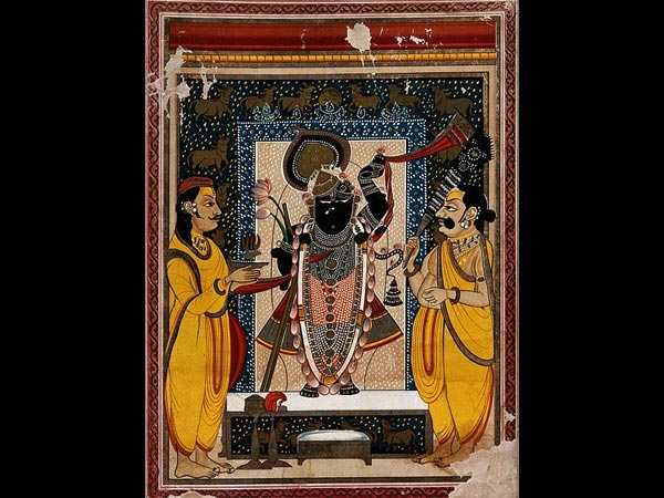 Nathdwara – Observe Traditional Wall Paintings