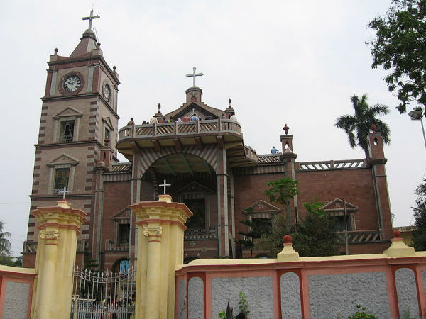 4. Basilica of the Holy Rosary, Bandel