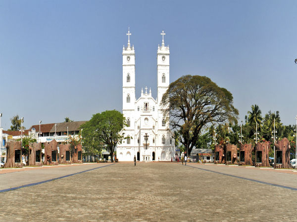 5. Basilica of Our Lady of Ransom, Cochin