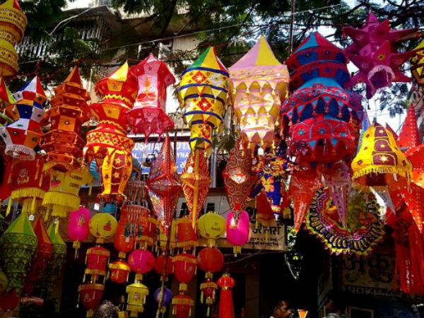 Top 6 Diwali Shopping Markets In Mumbai Nativeplanet
