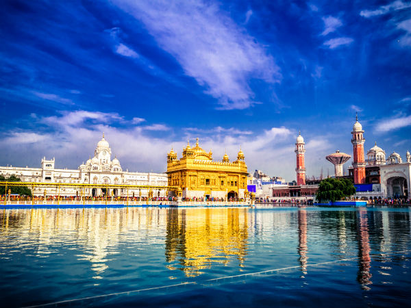 1. Golden Temple/Harmandir Sahib, Amritsar