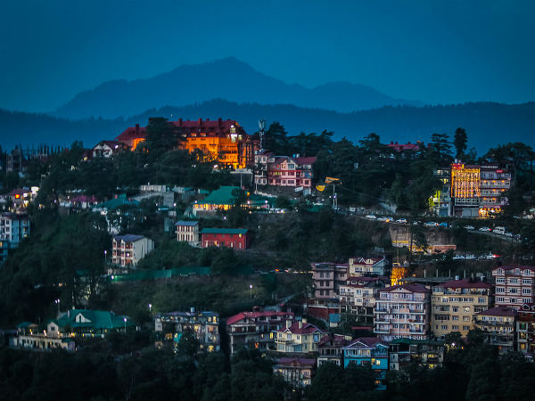 Twin Hill Stations Of Shoghi And Shimla