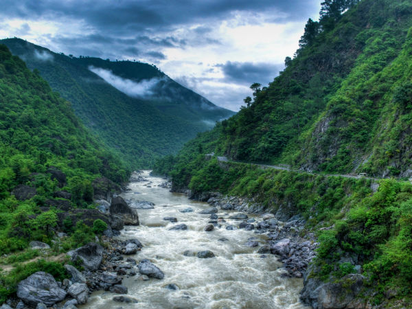 Routes From Delhi To Almora