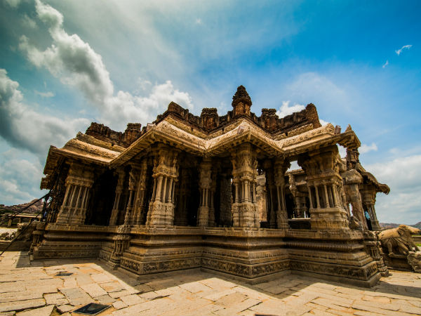 Step Back In Time At Hampi